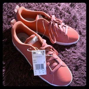 Rose pink Adidas sneakers NWOB